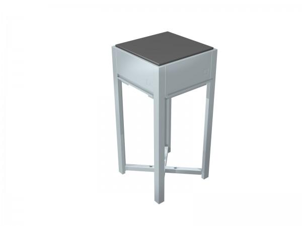 Arbeitsfläche / Schneidfläche Outdoorküchen Modul Edelstahl