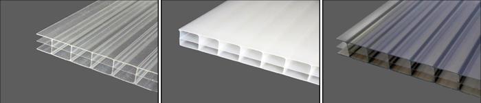 Polycarbonat Terrassenüberdachung