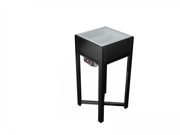 Windschutz Für Gasgrill : Severin pg bbq grill w mit windschutz elektrogrill