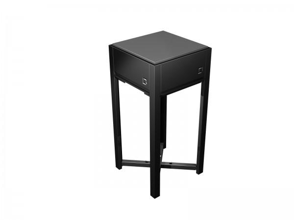 Arbeitsfläche / Schneidfläche Outdoorküchen Modul Schwarz